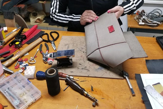Learn the Art of Leather Craft