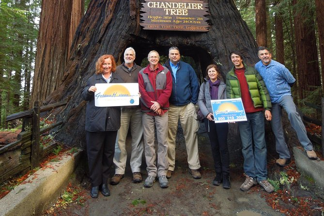 Redwood National Park Tour 3-Day Private Tour Package Hotel Included