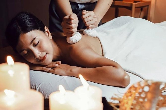 VIP Ultimate Spa Experience + Wat Saket Temple Visit (Private & All-Inclusive)