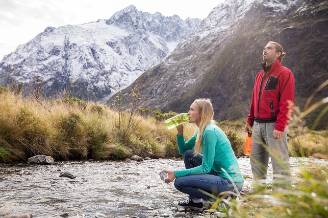 Milford Sound Coach & Scenic Cruise from Te Anau with Picnic Lunch