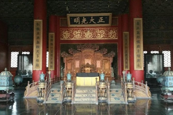 Beijing 3 Days Bus Group Tour With One Extra Beijing Airport pick up Service