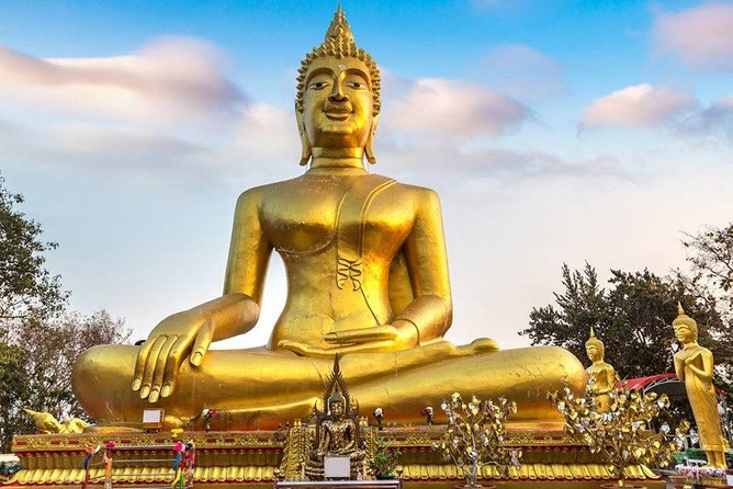 Pattaya City Tour & The Sanctuary Of Truth