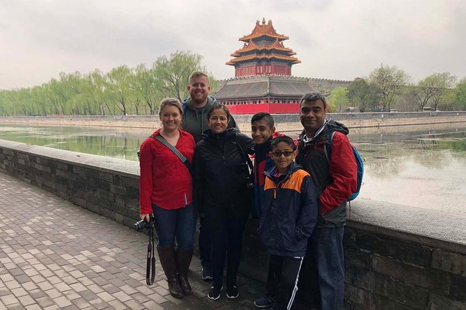Forbidden City and Temple of Heaven Tour from Beijing Capital Airport