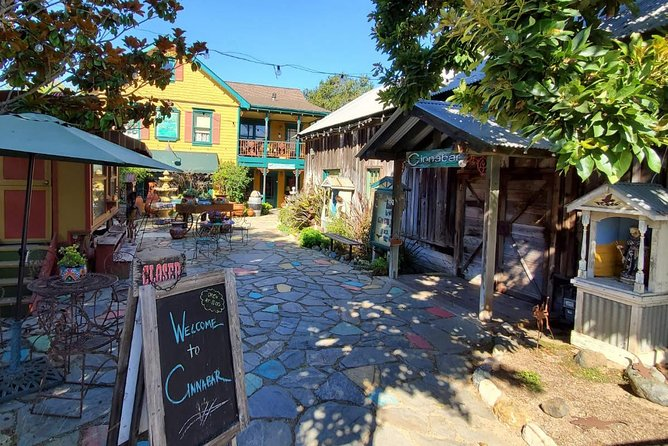 The Original Hearst Castle & Paso Robles Wine Country Tour from San Luis Obispo