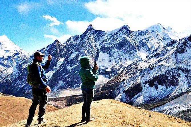 Manaslu Regions Trek with Larke Pass - 17 Days