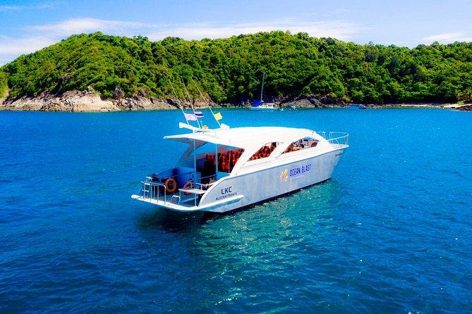 Catamaran : Phi Phi Islands & Khai Island Day Trip Snorkeling