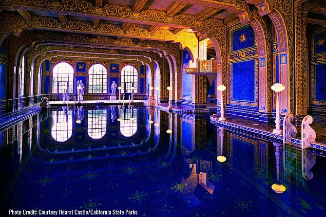 The Original Hearst Castle & Paso Robles Wine Country Tour from San Luis Obispo