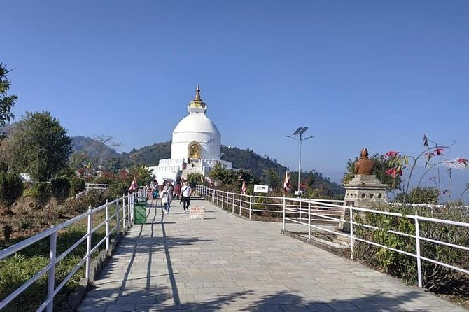 World Peace Pagoda Hiking
