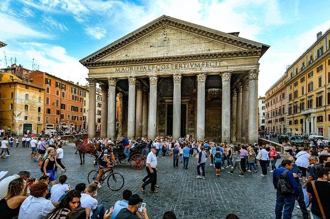 Heart of Rome: Piazza Navona, Spanish Steps, Trevi Fountain, Pantheon