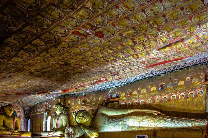 Day Tour to Dambulla Cave & Polonnaruwa Ancient City From Colombo.