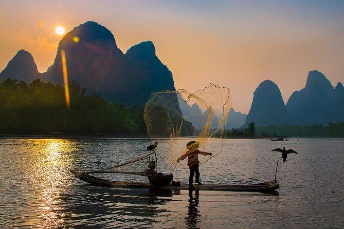 3-Day Guilin Private Tour to Yangshuo Li River Cruise & Longsheng Rice Terraces