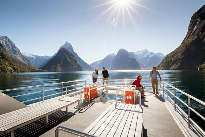 Milford Sound Nature Cruise photo 8