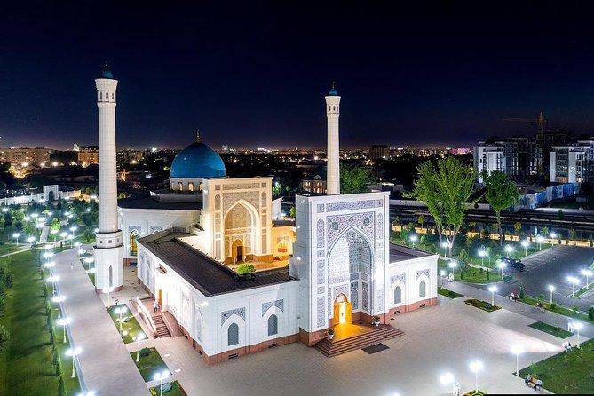 Tashkent City at Night