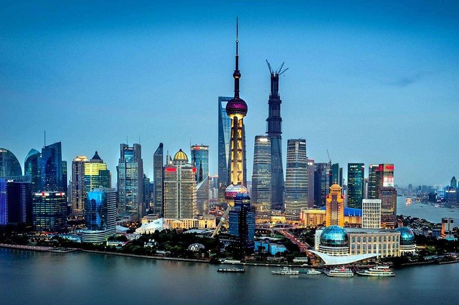 Top Shanghai Airport Layover Tour with Maglev Train Experience