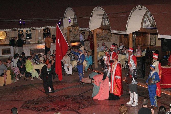 Kervansaray Turkish Night Dance Show Include Dinner, Marmaris