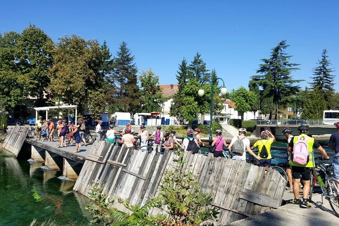 Struga Cycling Tour from Ohrid