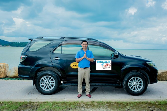 Arrival Bangkok Airport Private Transfer : Hotel in Kanchanaburi