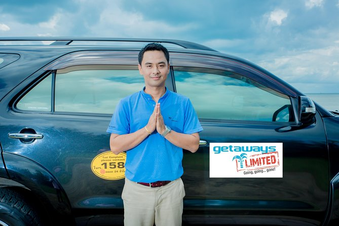 Departure Private Airport Transfer : Pranburi Hotel to Bangkok Airport