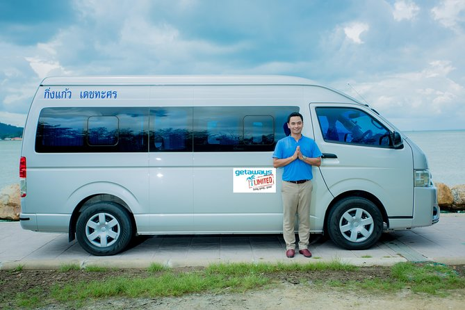 From Khaolak : One Way Private Transfer Phuket,Krabi and More
