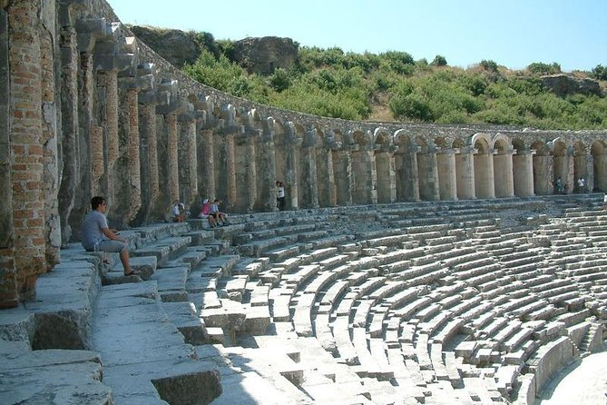 Aspendos, Perge, Side, Kurşunlu Waterfall Tour