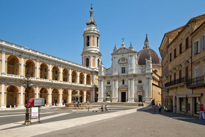 Private Transfer: Civitavecchia Port to Loreto or vice versa
