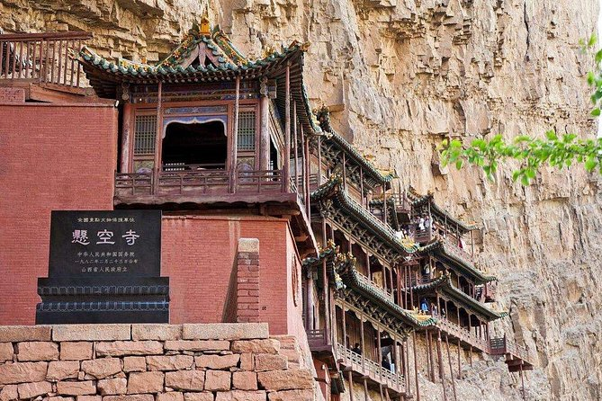 All Inclusive Datong Private Day Tour to Hanging Temple and Yungang Grottoes