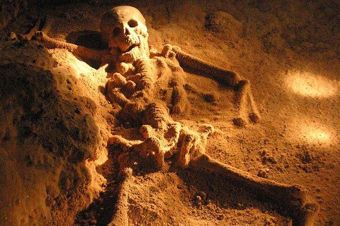 Actun Tunichil Muknal (ATM) Cave (Caye Caulker / San Pedro)