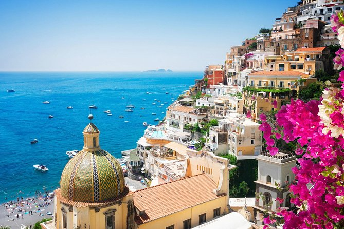 Private Transfer: Rome City to Amalfi or vice versa