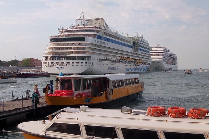 Private transfer, Oceania Sirena, Venice cruise terminal, Marco Polo airport photo 4
