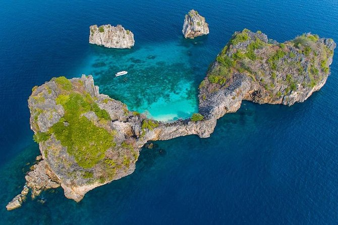 Snorkeling Tour to Rok and Haa Island by Speedboat From Koh Lanta