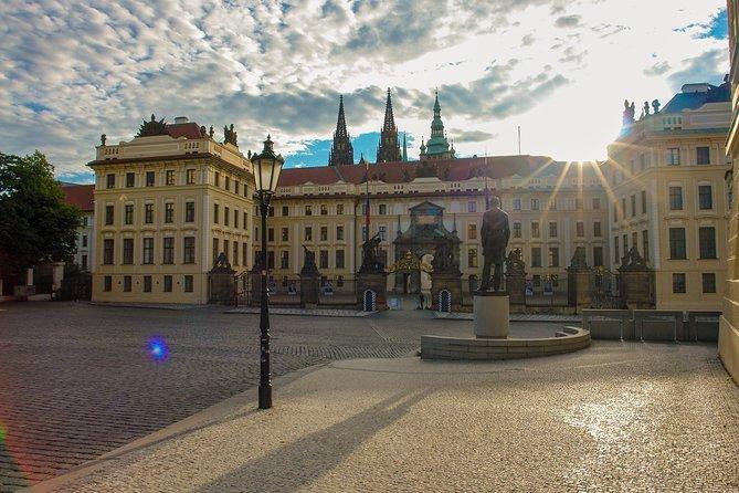 Hradčany Quarter: Self-guided tour