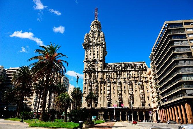 Dia inteiro em Montevidéu saindo de Buenos Aires