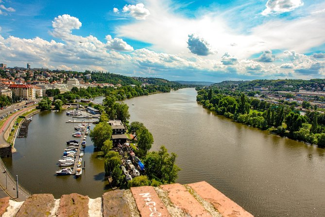 Vyšehrad fortress: Self-guided tour