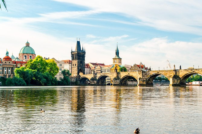 Charles Bridge: Self-guided tour photo 1