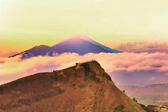 Sunrise mount batur trecking