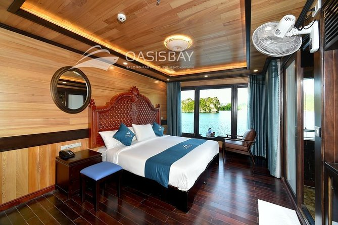 Oasis Bay Party Cruise 5 Star - Ha Long Bay 2 Days 1 Night (For Young People) photo 4
