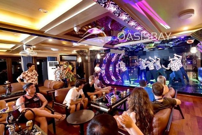 Oasis Bay Party Cruise 5 Star - Ha Long Bay 2 Days 1 Night (For Young People) photo 21