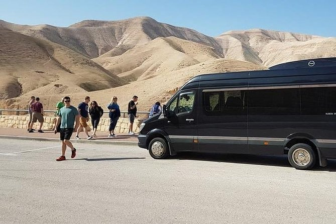 One way from shuttle to Petra from Tel Aviv/Jerusalem