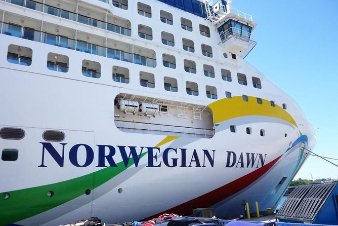 Private transfer Norwegian Dawn, Venice port cruise terminal, Marco Polo airport photo 1