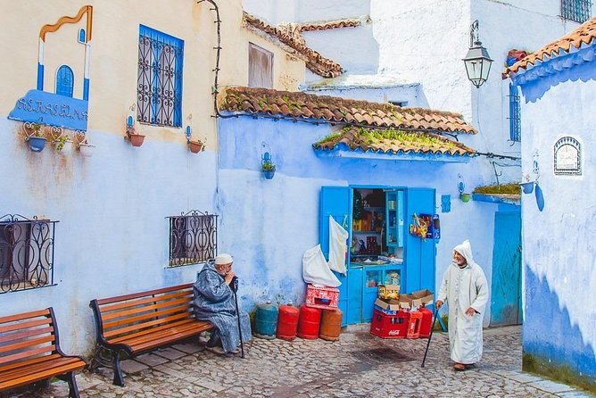 Blue Pearl of Morocco : 2 Day Family Trip To Chefchaouen From Casablanca