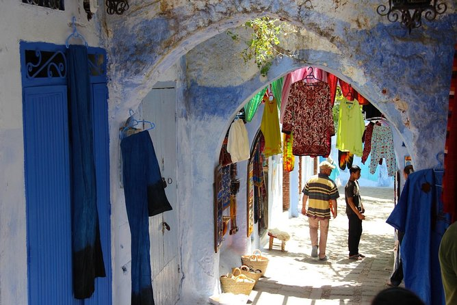 Blue Pearl of Morocco : 2 Day Family Trip To Chefchaouen From Casablanca photo 3