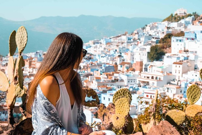 Luxury 2 Day Morocco Tour of Chefchaouen from Casablanca (hotel/airport/port)