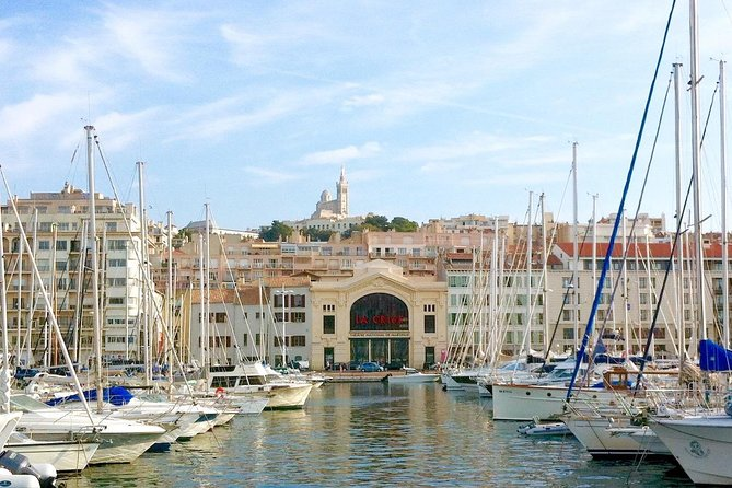 Must-see Marseille (from Aix)