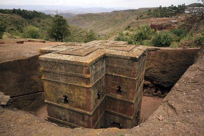 Historical-tour Lalibella Gonder & Bahir Dar