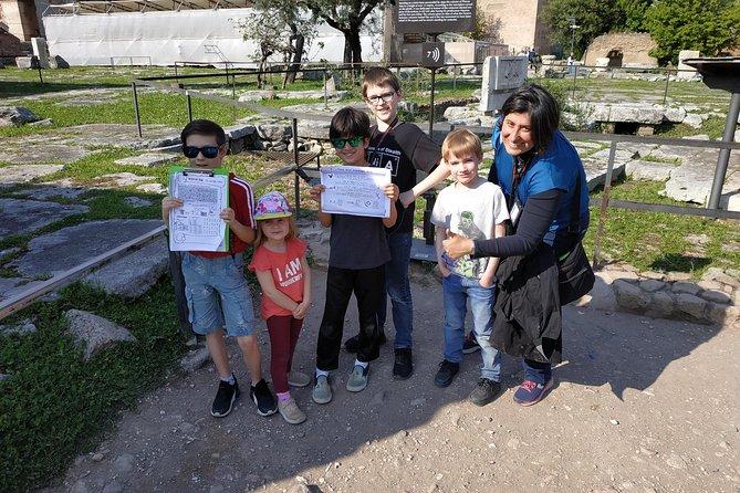 Colosseum, Forum & Palatine Hill Private Tour