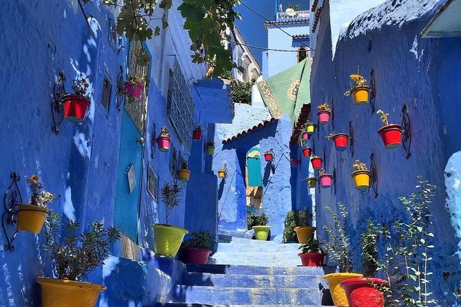 Best Tour to Chefchaouen - from Casablanca in private Transfers (2 Day Trip)