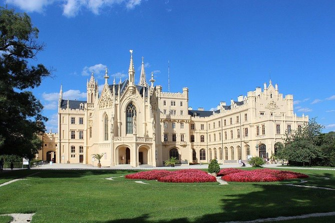 Half day tour to romantic chateau of Lednice