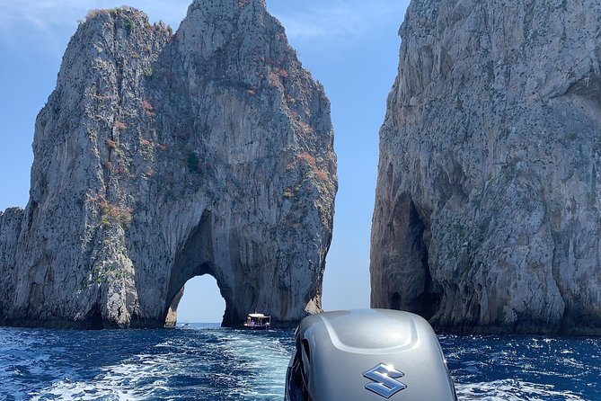 Rental of inflatable boat Scanner 870 D