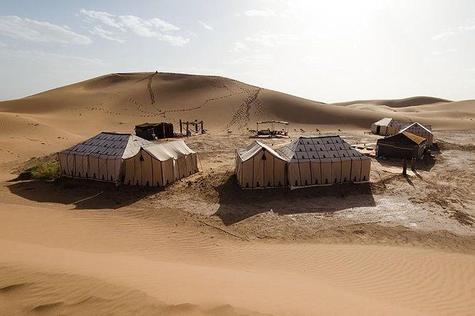 2 Day Private Desert Tour from Marrakech To Merzouga(Camel Trek & Night in Camp)