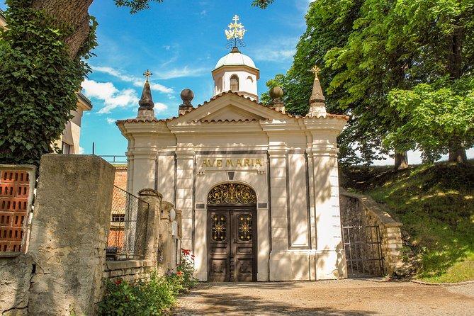 Крепость Вышеград: квест-экскурсия в мобильном приложении